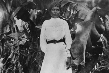 Kanaka woman at Yeppoon 1895